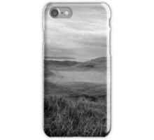grey Ballybunion links golf course iPhone Case/Skin