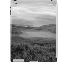 grey Ballybunion links golf course iPad Case/Skin