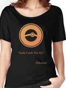 TeamFortress 2 Pokeball Symbol Women's Relaxed Fit T-Shirt
