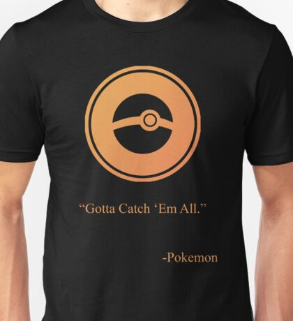 TeamFortress 2 Pokeball Symbol Unisex T-Shirt