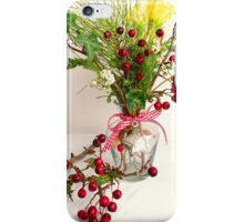 Red Berry iPhone Case/Skin