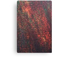 layers of color - five Canvas Print