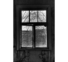 22.10.2014: Window View Photographic Print