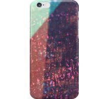 layers of color - one iPhone Case/Skin