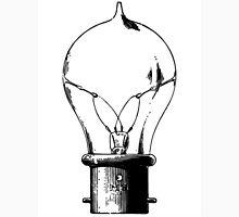 Light Bulb Antique Sticker Unisex T-Shirt