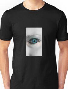 Beautiful Blue Eye Unisex T-Shirt