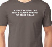 Beard GOALS Unisex T-Shirt