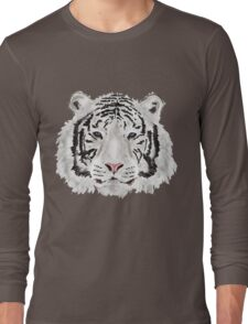 The White Tiger Shirt Long Sleeve T-Shirt