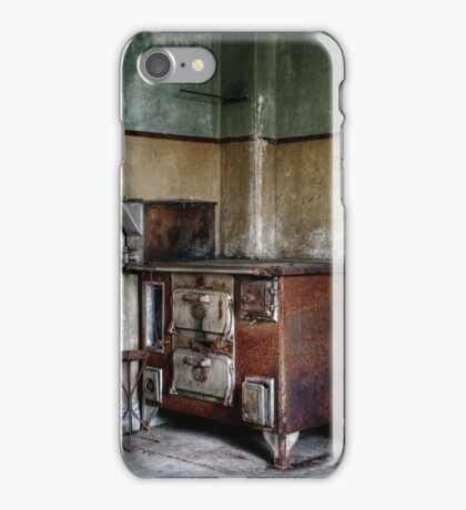 22.10.2014: Rusty Oven iPhone Case/Skin