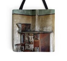 22.10.2014: Rusty Oven Tote Bag
