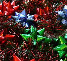 Christmas Bows by Danielle Shields