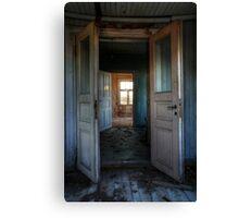 22.10.2014: Silent Oblivion Canvas Print