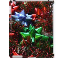 Christmas Bows iPad Case/Skin