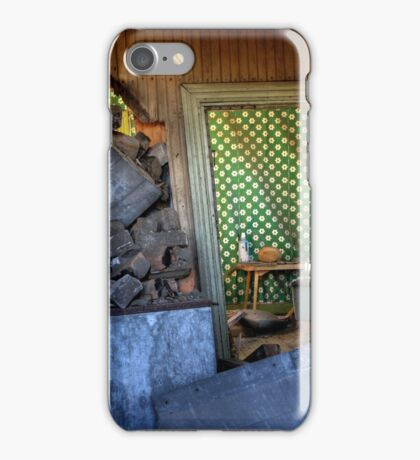 22.10.2014: Chaos Inside iPhone Case/Skin