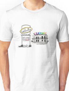 Golden Rim Motor Inn - The Luxury Unisex T-Shirt