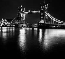 London By Night by ncp-photography