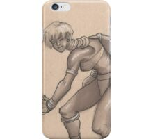 Elena (I Wanna Be Like Daigo Ikeno) p.1  iPhone Case/Skin