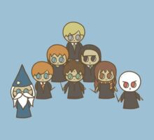 Harry potter gang by gijs802