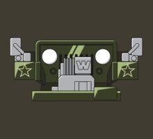 Hound 'chestbot' by Dave Brogden