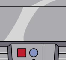 Megatron 'chestbot' Sticker