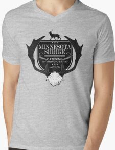 Minnesota Shrike Catering Mens V-Neck T-Shirt