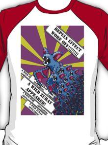 A wild Zubats appeared! T-Shirt