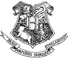Hogwarts Crest by grangerswand