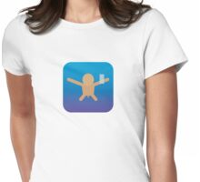 There's an app for that Nevermind Womens Fitted T-Shirt