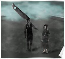 First enemies of Naruto Poster