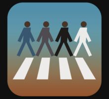 There's an app for that Abbey Road by Christophe Gowans
