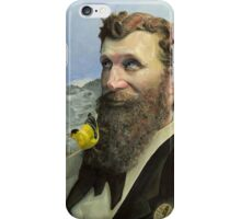 John Muir iPhone Case/Skin