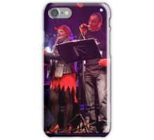 Live Music  - Haloween 2012, Derry  iPhone Case/Skin