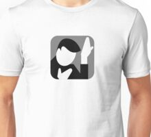 There's an app for that Heroes Unisex T-Shirt