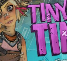 Tiny Tina Tiny Tina Sticker
