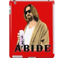 ABIDE iPad Case/Skin