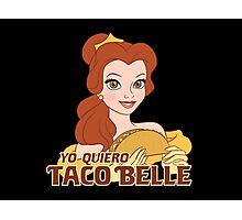 Taco Belle Photographic Print
