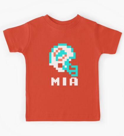 Tecmo Bowl, Tecmo Super Bowl, Tecmo Bowl Shirt, Tecmo Bowl T-shirt, Tecmo Bowl Helmet, MIA Helmet, MIA Kids Tee
