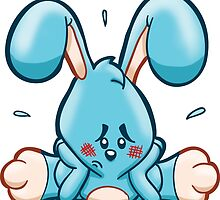 HeinyR- Sad Bunny by cadellin