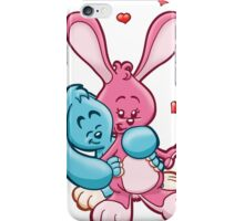 HeinyR- Bunny Love iPhone Case/Skin