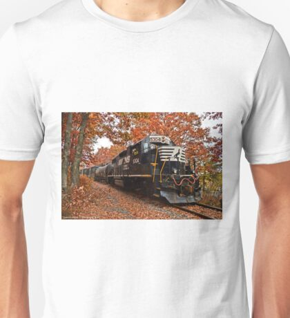 Fall at it's finest Unisex T-Shirt