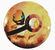 Charmander Pokeball by KarapaNz