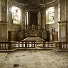 Solitary Church by yanshee