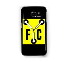 F C Flux Samsung Galaxy Case/Skin