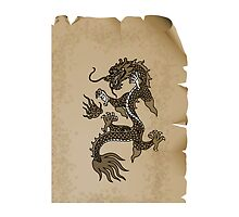 Dragon Scroll by TheBestStore