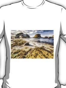 White Park Bay Sea Arch T-Shirt