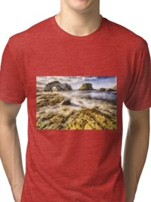 White Park Bay Sea Arch Tri-blend T-Shirt