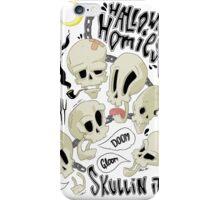 Hallowed Homies iPhone Case/Skin