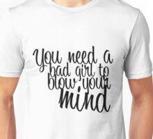 Bang Bang Lyrics Unisex T-Shirt