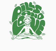 2D pills and love  Unisex T-Shirt