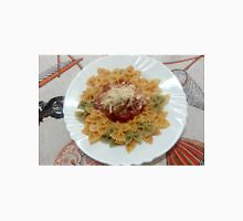 Tricolor Farfalle With Tomato Sauce T-Shirt